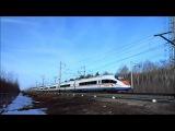 Сапсан ЭВС2-03 Москва - Нижний Новгород