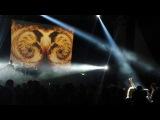 Dark TranquillityTerminus Live in Thuringenhalle(Erfurt ,Germany) 24.03.2017