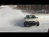 Audi A4 Quattro Snow Drift 750HP