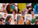 Студенты Одесского театрального училища отпраздновали День Независимости Украины