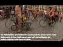 Всемирная велосипедная акция нудистов - Cyclonudista 2017