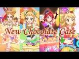 Aikatsu! - アイカツ! - New·Chocolate Case ~ Kaede, Kii, Mikuru & Otome ~[Fanmade]