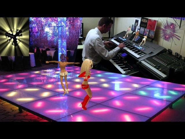 I Love The NightLife Alicia Bridges Yamaha Tyros 5 By Rico