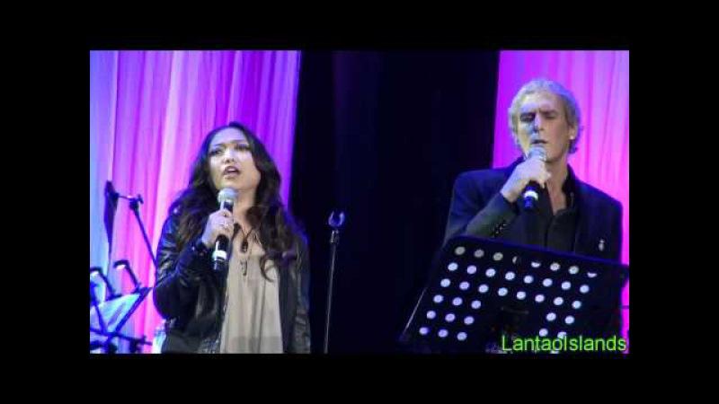 Charice - The Prayer, duet with Michael Bolton, David Foster Manila Oct 25 2011