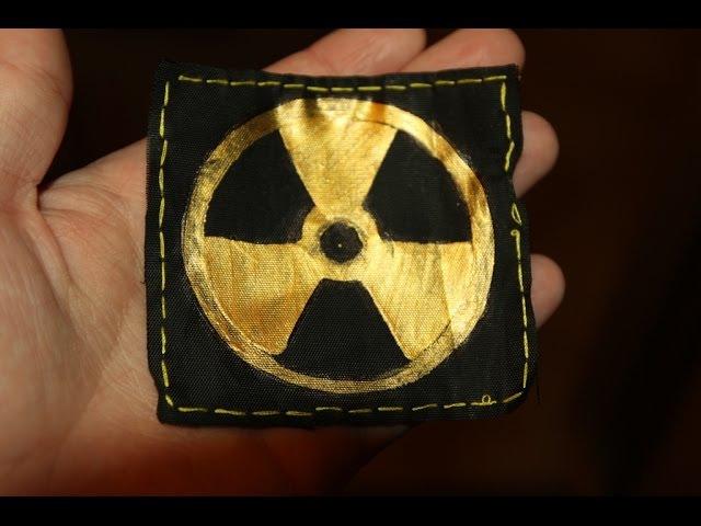 Делаем нашивку из подручных материалов | Make a patch out of scrap materials