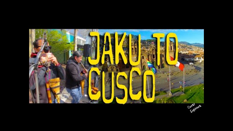 JAKU TO CUSCO_Музыканты Эквадор_Sanjuanito