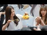 170528 미니언과 채연 CHAEYEON & MINION @ 부산 서면 다이아 (DIA) 팬싸인회 4K 직캠 Fancam