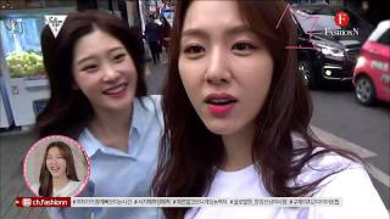 170525 [팔로우미8] Followme8 FashionN Episode 13 - Playing At Arcade (다이아 DIA 채연 Chaeyeon CUT)