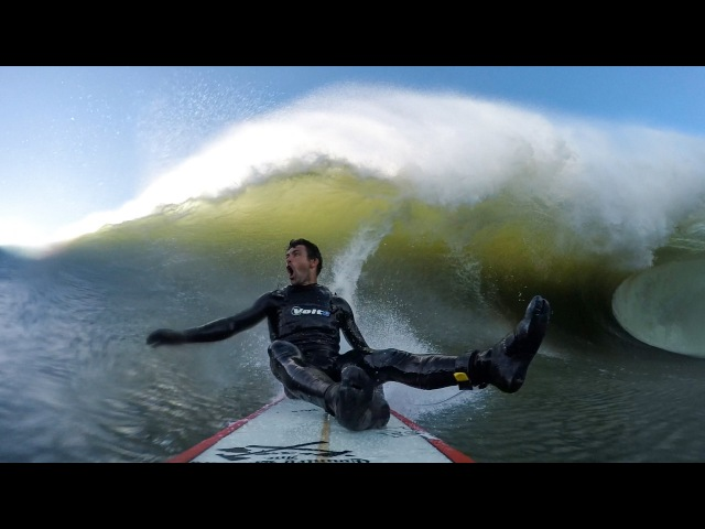 GoPro: Francisco Porcella - Mavericks, CA - 02.06.17 - Surf