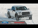 Ken Block Unleashes the 2017 Ford F-150 Raptor on Winter | F-150 Raptor | Ford Performance