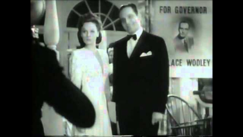 I Married A Witch, Starring Susan Hayward, Clip 1