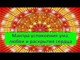 Мантра успокоения ума и любви Tumi Bhaja re Mana Manish Vyas