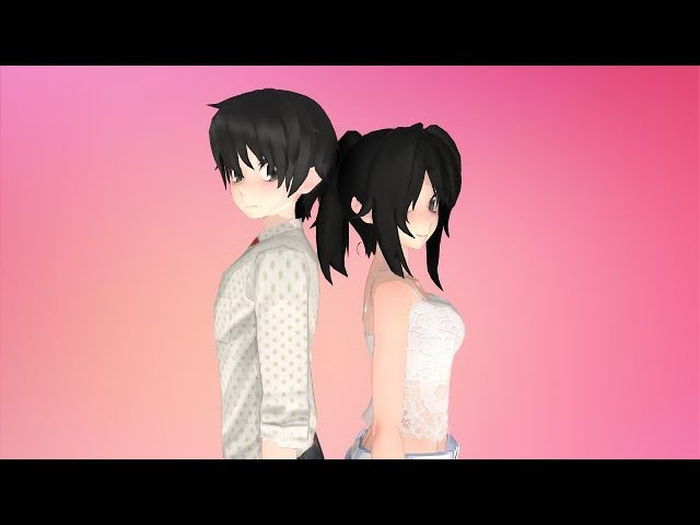 My love is stronger than yours MMD