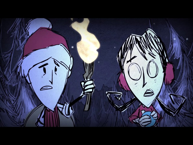 Starvers Carol - A Winters Feast Klei Dev Cover - Happy Holidays!