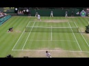 Murray v Verdasco Classic Wimbledon Rally