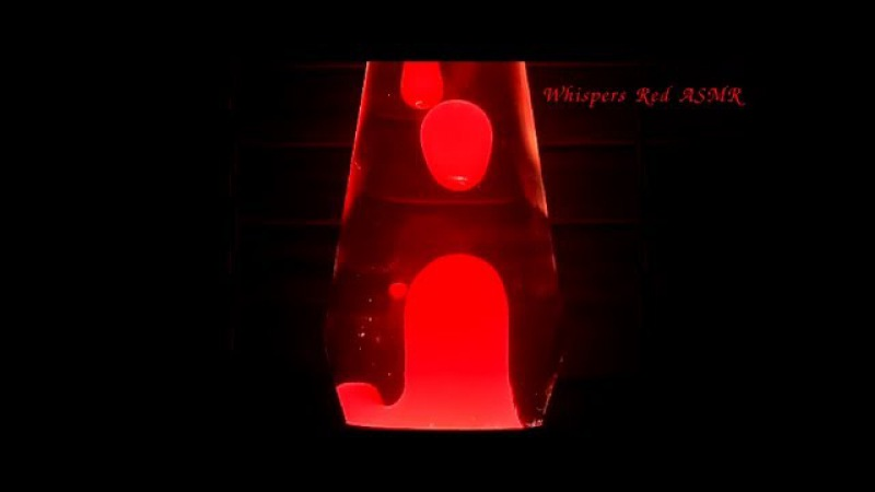 Insomnia Relief Hypnosis Lava Lamp Relaxation for Sleep ASMR Tingles General Lovliness