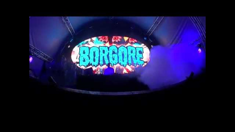 Borgore AFP 2017 (full set) 1080p 60fps