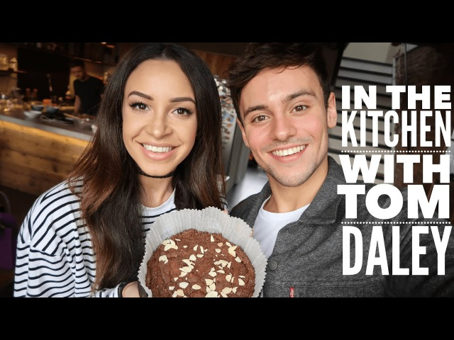 IN THE KITCHEN WITH TOM DALEY - NO BAKE BROWNIES   DANIELLE PEAZER