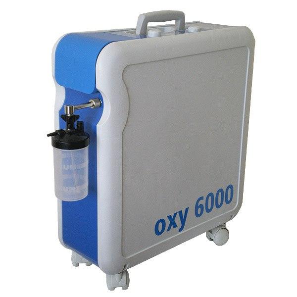 Зачем нужен кислородный концентратор