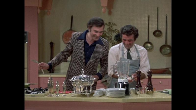 Коломбо - Сезон 2 (1972—1973) - Серия 8 Двойной удар