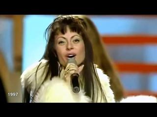Марина Хлебникова - Чашка кофею (Песня года 1997)