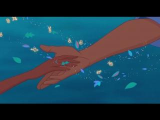 Самые красивые кадры из мультфильмов Диснея