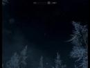 Красота скайрима ночью