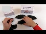 Как подобрать передние тормозные колодки на Chery Amulet