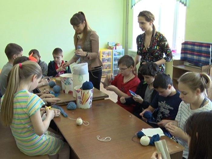 """Забыть про болезни. Дзержинский центр """"Покров"""" организовал увлекательную программу для маленьких пациентов больницы №13"""