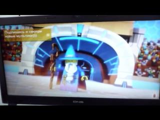 Лего мультфильмы Нексо найс 1 сезон 1 серия Книга монстров 1 часть