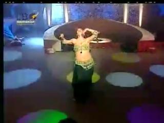 Lebanese Belly dancer - Booshra 8757
