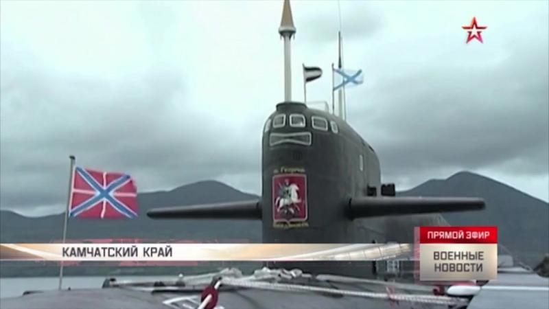 Охрана под водой- учения военных водолазов прошли на Камчатке