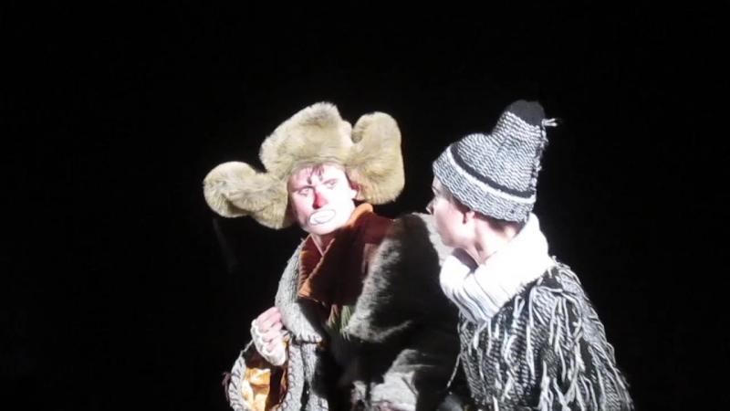 Театральный фестиваль Сцена 2017 Второй день уфалейской программы