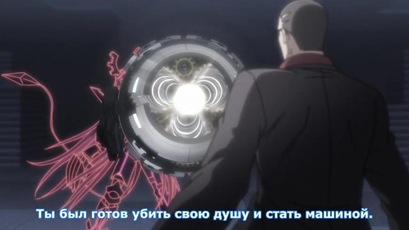 [MedusaSub] Clockwork Planet   Механическая планета – 8 серия – русские субтитры