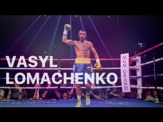 Vasyl Hi Tech Lomachenko - Highlights
