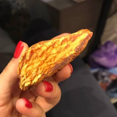 Gold Amber