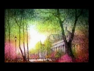 Ретро 50 е - танго Серебряная гитара (клип) (1)