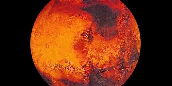 О Марсе