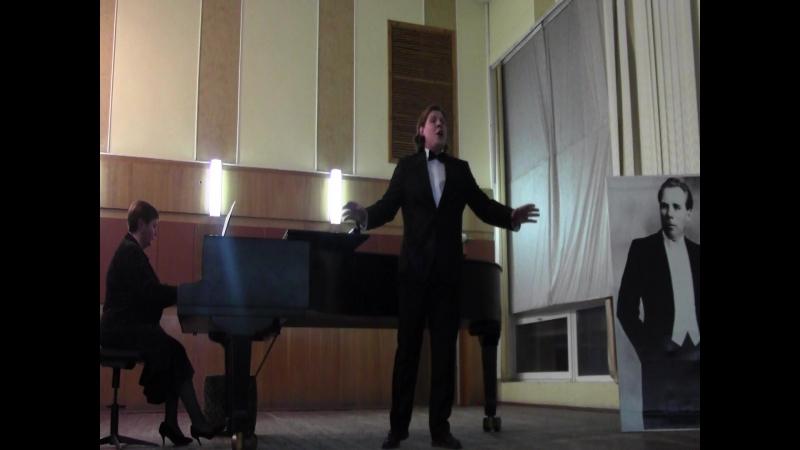 66 Вечір на дворі Укр.пісня -Супряга Роман (2я премия)г.Днепр