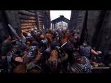 Геймплей Mount & Blade 2: Bannerlord — режим осады.