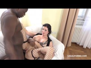 Legalporno Sissy Neri Italian Milf has black feeling and tests two black bulls IV068 anal dp dap ass fuck porn gonzo 2017 gang