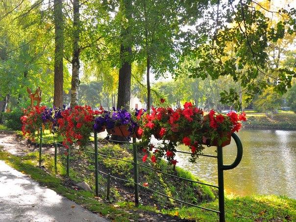 Кремлёвский сад (Парк ВРЗ)