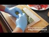 ТОП-5 рецептов суши-роллов