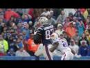 #23: Rob Gronkowski (TE, Patriots)   Top 100 Players of 2017   NFL