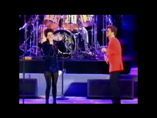 George Michael & Queen ft. Lisa Stansfield - These Are The Days Of Our Lives . The Freddie Mercury Tribute Concert, Wembley St