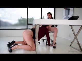 Sinn Sage, Georgia Jones [HD 1080, lesbian, new porn 2017]