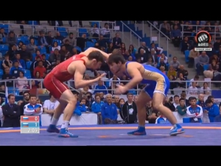 Гаджимурад Рашидов - Ахмед Чакаев. Ярыгин-2017. Финал 61 кг