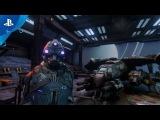 End Space  Launch Announcement Trailer  PS VR