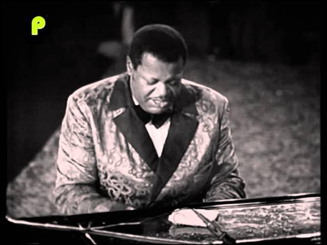 Oscar Peterson Trio - MJF PRAHA 1969