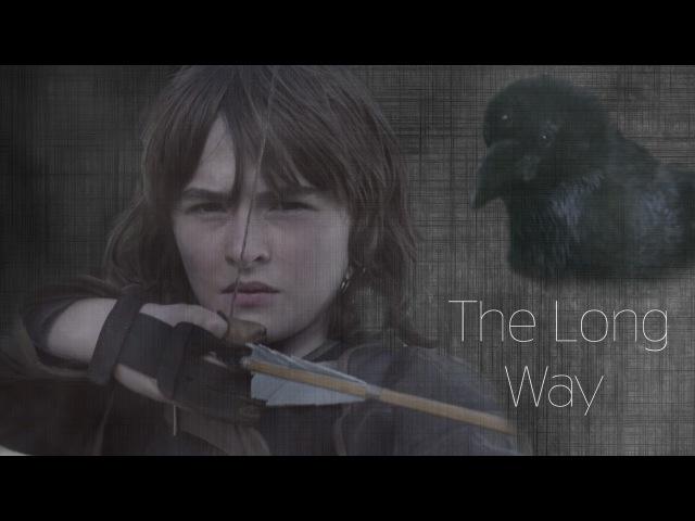 GoT Bran Stark The Long Way